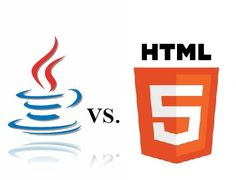 Why JavaScript is better than HTML?