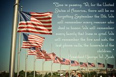 No Forgetting…. #NeverForget #September11 #quotes