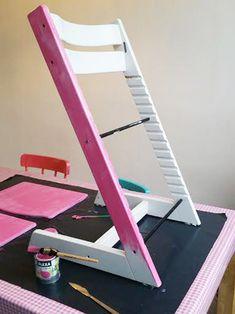 trip trap stokke roze