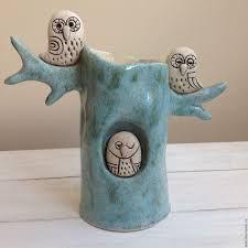 Картинки по запросу керамика сова