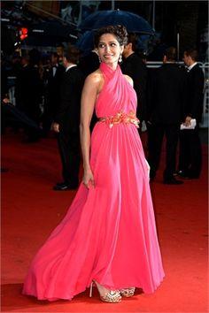 Cannes Festival #2013: Freida Pinto in #Gucci
