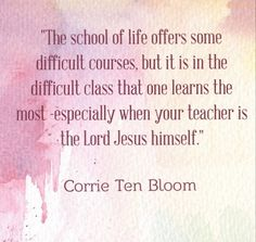 Corrie Ten Boom Biblical Quotes, Bible Verses Quotes, Encouragement Quotes, Faith Quotes, Spiritual Quotes, Words Quotes, Life Quotes, Sayings, Christian Women Quotes