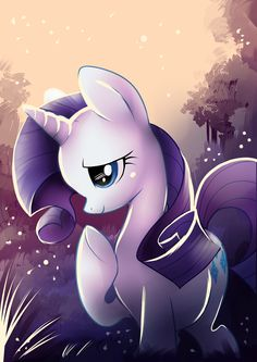 Rarity by FireflyCarnival.deviantart.com on @deviantART
