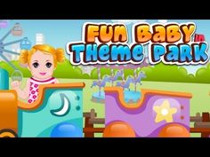 Fun Baby in Theme Park gamplay for little kids by BOKGames - YouTube