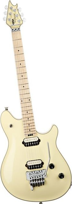 EVH Wolfgang Electric Guitar Vintage White Maple Top (via Musician's Friend)