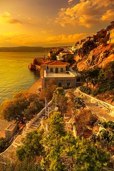 Hydra Island - Greece.  I will be there in 2015 courtesy of the It Works! Global opportunity!  http://stacyg.myitworks.com