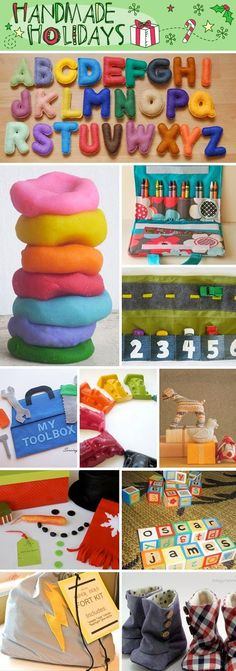 Handmade Gift Ideas: For Kids
