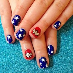 Perfect summer nails design for 2014