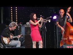"""Tenderly"" - Andrea MOTIS voice & saxophone, Joan CHAMORRO double bass & Josep TRAVER guitar - YouTube"
