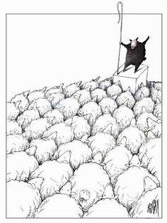 Estamos vivendo em mundo de idiotas? As pessoas ao se distanciarem da política…