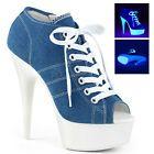 Neon Sneaker Heels Neon Pumps, Neon Sneakers, High Top Sneakers, Blue Heels, High Heels, Easy Halloween Costumes, Sneaker Heels, Open Toe, Zip