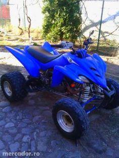 Sell %u200B%u200BYamaha Raptor 350 ATV Sfantu Gheorghe - JAPAN AUTO MOTO