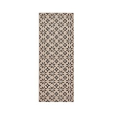 Iswik flat weave rug with cement tile motif. An original design in sophisticated, neutral colours. Whether you choose to put it inside or outside this rug will look fantastic! Made in Belgium.Product details:•100% flat woven polypropylene, 1500 g/m².•Sisal look.•Anti-dust mite.•Easy to care for rug, fade-resistant colours.•Made in Belgium.•Pile Height: from 1 to 1.5cm.Browse our rug collections online at La Redoute.Dimensions: •80 x 200cm •80 x 250cmAdditional ... Sisal, Indoor Outdoor, Home Furnishing Accessories, Dust Mites, Interior Exterior, Tile Patterns, Cool Rugs, Woven Rug, Neutral Colors