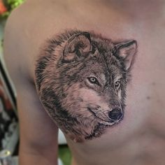 Wolf Tattoo Designs | Cuded