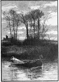 Image result for lady of shalott charles keeping