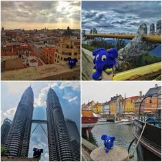 Ole on tour - travelling elephant Travel Toys, His Travel, Number Of Countries, Future Travel, Trip Planning, Netherlands, Singapore, Bali, Travelling