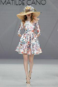 Vestidos de fiesta Matilde Cano 2017: glamour y alegría para las mejores…