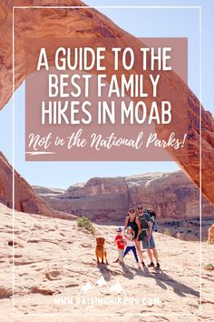 Looking for hikes near Moab that are NOT in the National Parks? Here are our top picks for kid friendly hikes outside of the parks and close to Moab, Utah. #utahhikes #hikingwithkidsinutah #hikingwithkids #moab Moab Utah, Utah Hikes, Utah Red Rocks, Hiking With Kids, Hiking Dogs, Colorado River, Picnic Area, Adventure Awaits, Dog Friends