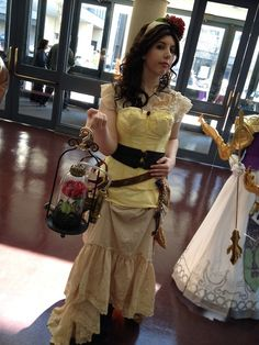 steampunk Belle - for Kelly Fashion Design, Fashion, Period Outfit, Steampunk, Disney Costumes, Halloween Costumes, Belle Costume, Steampunk Belle