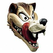 Hungry Wolf Cesar #421 Deluxe Latex Mask by Disguise