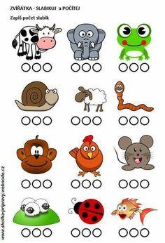 Preschool Reading Activities, Preschool Worksheets, Classroom Activities, Special Education Inclusion, Special Education Teacher, Teach English To Kids, Grandma Crafts, Bug Crafts, Busy Book