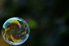 Soap Bubble, Colorful, Ball