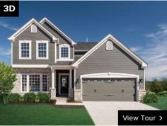 Join us on a virtual tour of the gorgeous Carver plan.
