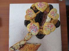Un compleanno organizzato al volo... e la torta!!!!??? Si va al panificio sotto casa, due biscotti e qualcosa si inventa sempre!