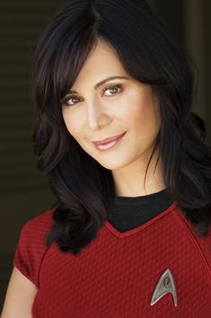 catherine bell witch | Catherine Bell (Star Trek) by AnEscapist
