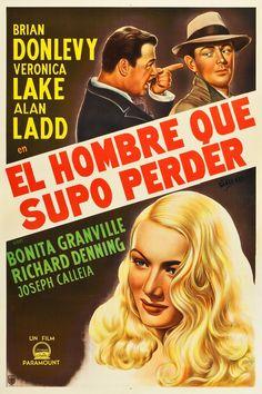 1942 - THE GLASS KEY - Stuart Heisler - (Argentina)