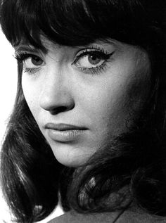 Anna Karina. Looking back.