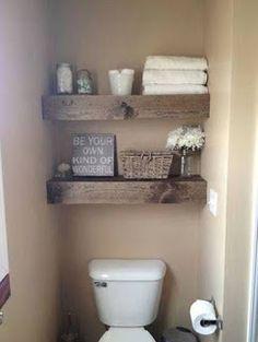 Learn Decoration: 10 Unique Genius Bathroom Storage Ideas