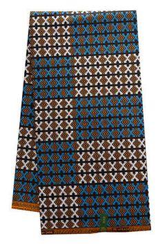 Tissu africain Holandis /WHOLESALE 6 YARDS de par FabricsByAden