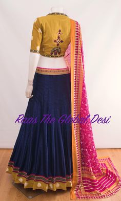 Kids Clothing Stores Near Me Lehenga Designs Simple, Half Saree Designs, Choli Designs, Garba Dress, Lehnga Dress, Choli Blouse Design, Sari Blouse Designs, Indian Dresses, Indian Outfits