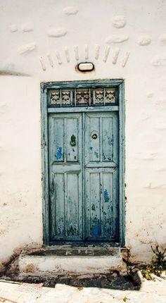 Chora, Amorgos, Greece                                                       …