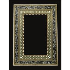 A Qajar Mother-of-pearl and ivory inlaid Khatamkari mirror frame signed Muhammad Jafar Shirazi, Persia, 19th century | lot | Sotheby's