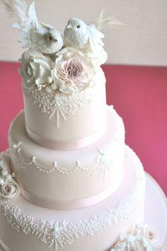 wedding cake - www.cakemania.it