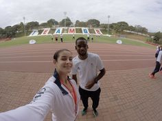 August 2 2016 - First day at the training camp in Rio2016 for Team GB athlete Seren Davies