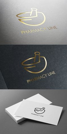 Pharmacy Logo Template. Logo Templates