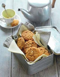 RECIPE: Anzac biscuits from Anneka Manning's Mastering the Art of Baking
