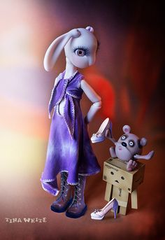 Try this one bjd Zaia with Wynne and Danboard