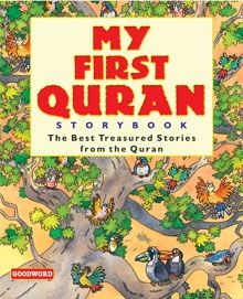 Here for young readers and listeners, are all the best treasured stories of the Quran in one beautifully illustrated volume. The stirring and dramatic stories of the great prophets, peoples and nations are unfolded as a family saga, one event leading naturally to the next.    All these features in one great book:  * 42 easy to read Quran stories.  * A moral value with each story.  * Simple language.  * Vivid and charming illustrations.  * A Quran reference for each story at the end of the…