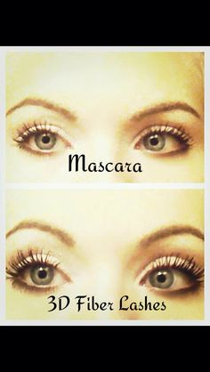 Younique 3D Fiber Lashes aka MAGIC MASCARA!!!  #beauty #younique #mineralmakeup