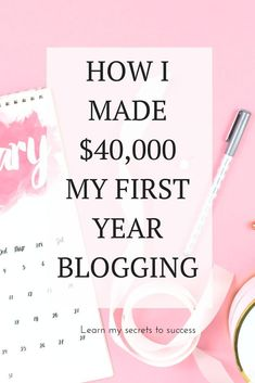 Click to learn the EXACT way I turned my little blog into a thriving business earning $40,000 in income in just one year. If you're a mompreneur, blogger, coach, freelancer, entrepreneur or small business owner and you want to learn to do the same, click