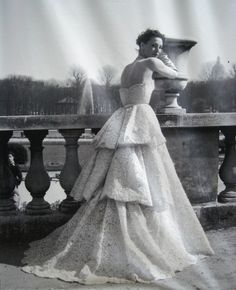Dior Vintage Couture, 50s