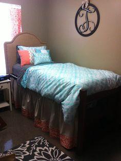 War eagle on pinterest iron bowl dorm and auburn for Auburn bedroom ideas