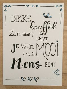 E-mail - Ieske Slieker - Outlook The Words, Meaningful Quotes, Inspirational Quotes, Doodle Drawing, Doodle Art, Words Quotes, Sayings, Dutch Quotes, Slogan