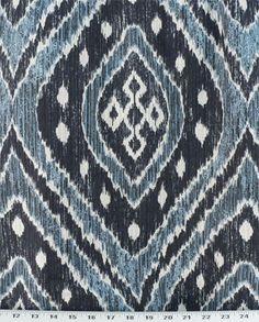 Sumatra Indigo | Online Discount Drapery Fabrics and Upholstery Fabric Superstore!