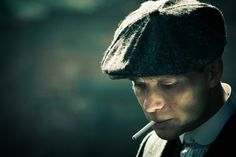 """Peaky Blinders"" A face that conveys sensitivity and cruelty in equal measure. A mesmerising performance from Cillian Murphy."