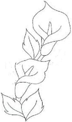 Calla fleurs de lis motifs broderie brother – toutes-les-grille… grilles gratu… Calla Lilienmotive Stickerei Bruder – all-the-grid … Frei Kreuzstich Stricken häkeln Amigurumi Hand Embroidery Designs, Embroidery Patterns, Quilt Patterns, Machine Quilting Patterns, Colouring Pages, Coloring Books, Flower Patterns, Beading Patterns, Stained Glass Patterns